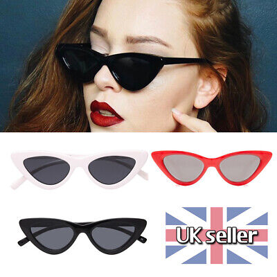 Gergeos Sunglasses for Women Fashion Vintage Cat Eye Sunglasses UV Protection Glasses Eyewear