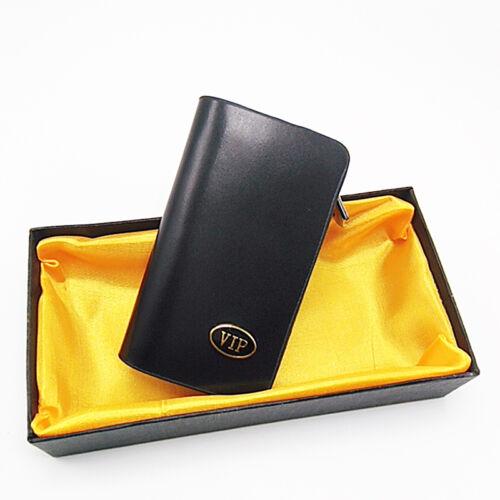 Car Key Chain Bag Auto Remote Key Case Fob for Toyota Hyundai BMW Mazda Citroen