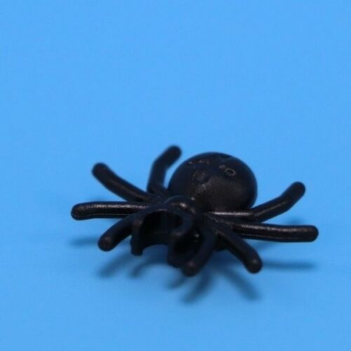 LEGO black spider nice detail Halloween creatures
