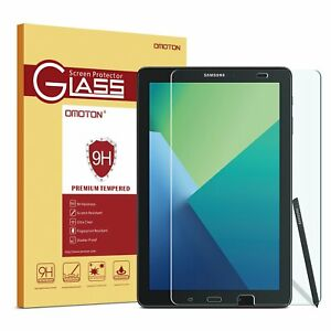 Samsung-Galaxy-Tab-A-10-1-S-pen-Version-Glass-Screen-Protector-OMOTON-0-26mm