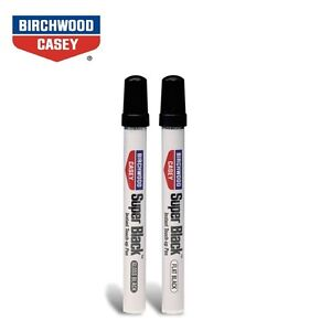 Birchwood-Casey-SUPER-BLACK-GLOSS-MATT-Touch-Up-Bluing-Pen