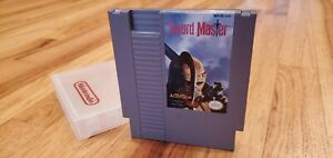 Sword-Master-Nintendo-NES-Video-Game-Cartridge-lot-CLEAN-amp-TESTED-FREE-SHIP