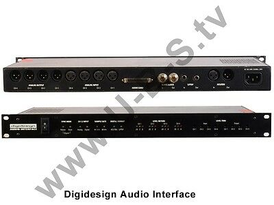 Imported From Abroad Digidesign Quad Audio Interface Video Production & Editing Cameras & Photo