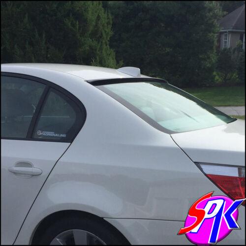 SPK 244R Fits Toyota Prius 2010-15 XW30 Polyurethane Rear Roof Window Spoiler