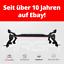 5 Jahre Garantie PEUGEOT 206 Cabrio Scheibenbremsen ABS HINTERACHSE ACHSE .....