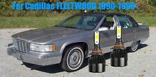 Led For Cadillac Fleetwood 1990 1996 Headlight Kit 9006 Hb4 Cree Bulbs Low Beam