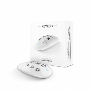 FIBARO-KeyFob-Fernsteuerung-Smart-Home-Z-Wave-Fernbedienung-Steuerung-weiss