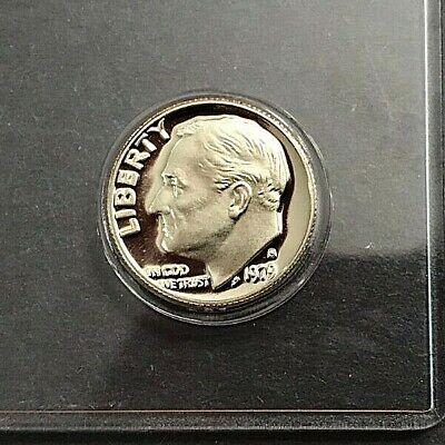 *MINT CELLO*   **FREE SHIP** 2 Coins 1979 P /& D Roosevelt Dime Set