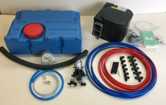 Campervan/Motorhome Magnum Van Conversion Water Kit (Push Fit Hose)