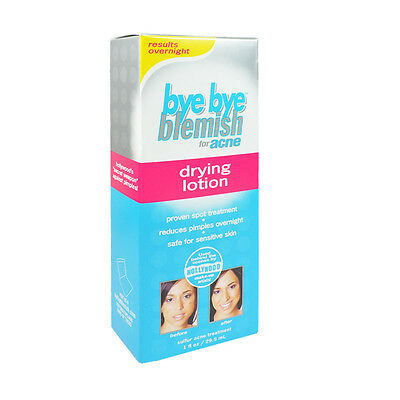Bye Bye Blemish For Acne Drying Lotion 1oz / 29.5ml