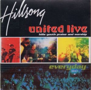 Details about Hillsong, United Live, Everyday, Hills Youth Praise &  Worship, CD, New