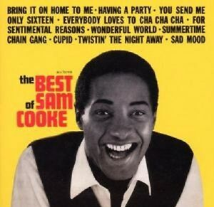 SAM COOKE 'THE BEST OF' CD NEW+