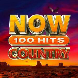 NOW-100-Hits-Country-Various-CD-Sent-Sameday