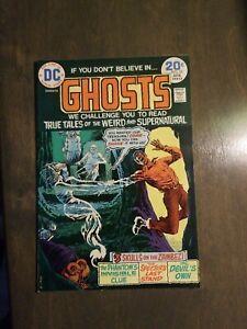 Ghost-25-VF-DC-Comics-1974-DC-Ghosts