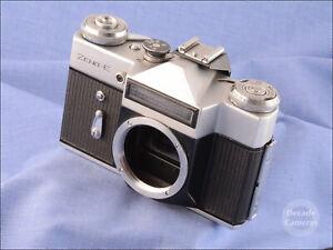 Zenit E 35mm Film Camera Body - 773