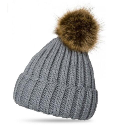 Womans Winter Hat Women Slouchy Beanie Cap Skull Baggy Knit Ski Oversize