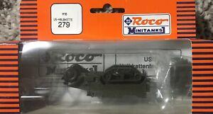 Roco-Minitanks-HO-Tanks-M16-Us-Halbkette-279