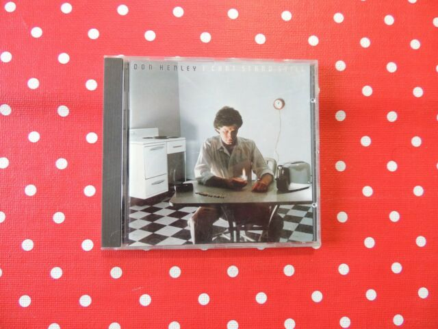 Don Henley / I can't stand still - CD Album 11 Tracks