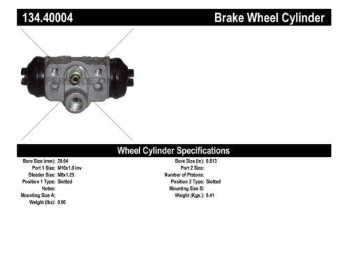 Drum Brake Wheel Cylinder-Premium Wheel Cylinder-Preferred Rear fits 1989 Accord