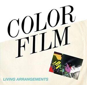 Color-Film-Living-Arrangements-New-amp-Sealed-CD
