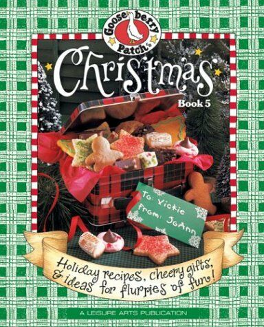 Gooseberry Patch Christmas Vol. 5 (2003, Paperback) | eBay