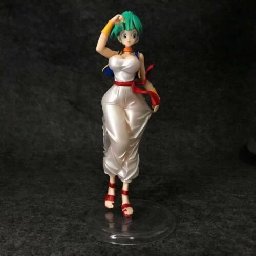 PVC Figure New Toy No Box Anime Dragon Ball Gals Bulma Buruma Arabian Ver