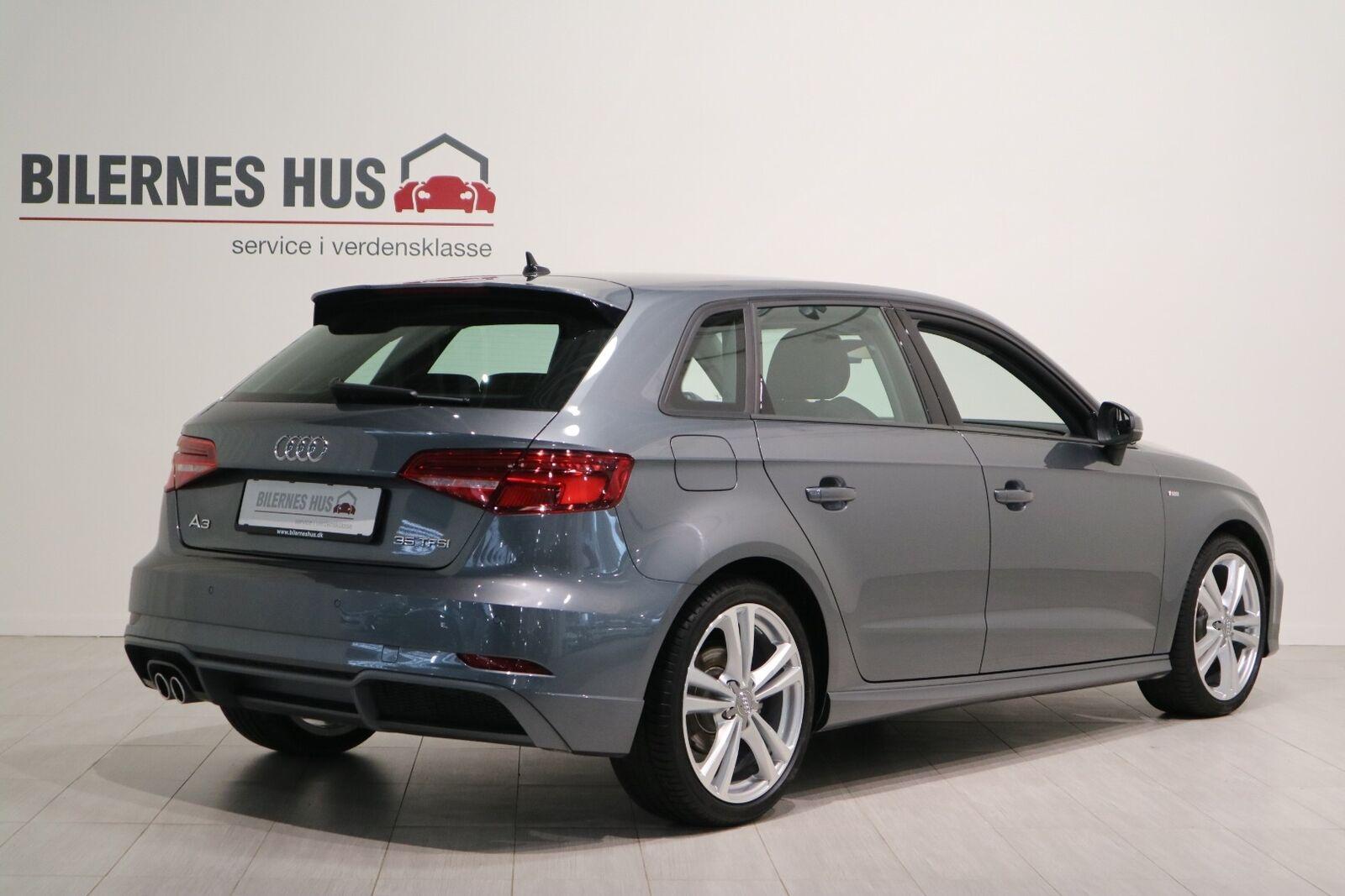 Audi A3 35 TFSi Sport Limited SB S-tr. - billede 1