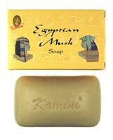 Kamini Egyptian Musk Herbal Soap 100 Gram Bar