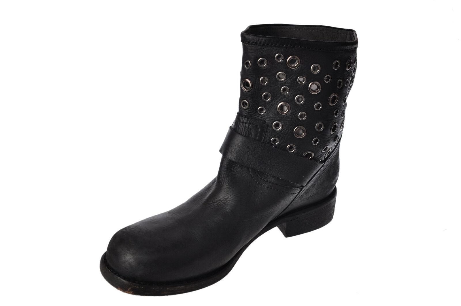 Mr Wolf  -  botas botas botas al tobillo - Mujer - Negro - 3300519A185114 758693