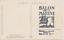 SUPERBE-CARTE-SALON-DE-LA-MARINE-21-06-1945-VOILIER-YACHT-ENCALMINE miniature 2