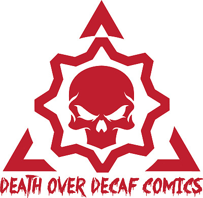 Death Over Decaf Comics