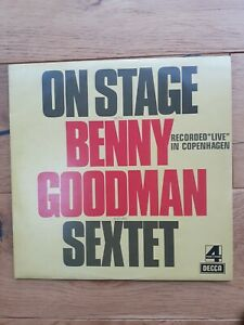 Benny-Goodman-Sextet-On-Stage-With-Benny-Goodman-amp-His-Sextet-Vinyl-LP