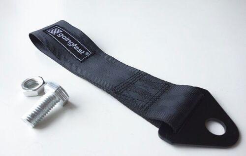 Rennsport Abschleppband Abschlepp Schlaufe Motorsport Tow Hook Band Seil *