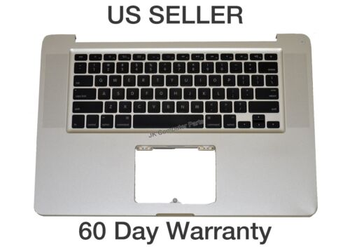 """Apple MacBook Pro 15/"""" A1286 Mid 2010 Top Case w// Keyboard 661-5481 B"""