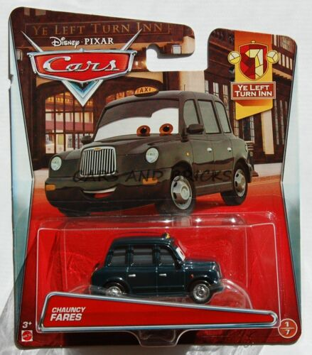 Disney Pixar Cars CHAUNCY FARES  1:55 New 2015