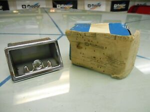 1968-B-Body-ASHTRAY-RECEPTACLE-NOS-MOPAR-Part-Number-2822827-W-Orig-Box-amp-Ticket