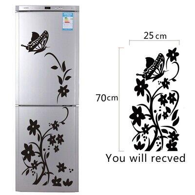 Sticker fridge-deco kitchen bamboo 60x90cm ref 019
