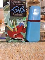 Lou Lou Edp 30 Ml/ 1 Oz Spray Vintage 1990's Formula