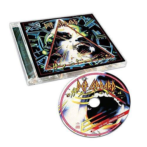 Def Leppard - Hysteria - Remastered (NEW CD)