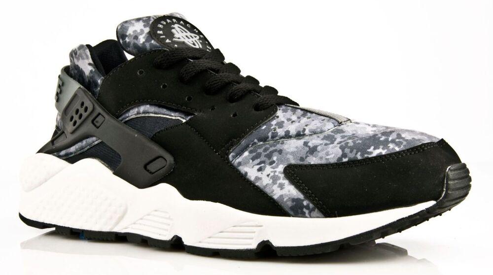 Nike air huarache' noir camo