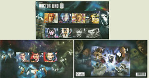 GB Presentation Pack 482 2013 DOCTOR DR WHO WITH MINIATURE SHEET 10% off 5+