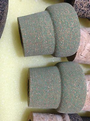 Cork Rings Rubberized Butt Cap One Butt Cap