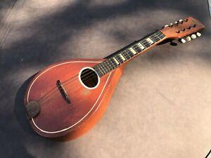 Vintage Harmony Rydal A-Style 8-String Mandolin