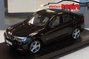 Paragon Models 1/18 - BMW X4 Sparkling Brown (LHD) PA-97091