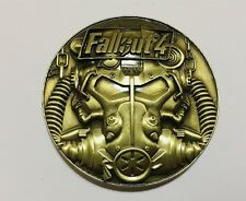 Rare Fallout 4 Video Game 3D Metal Challenge Coin Military Exclusive