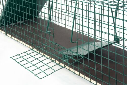 116x26x26cm Waschbärfalle Katzenfalle Marderfalle  Kaninchenfalle Tierfalle