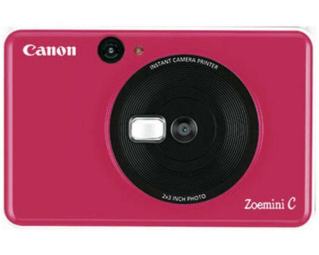 NEU & OVP!!! Canon ZOEMINI C BUBBLE GUM PINK #85