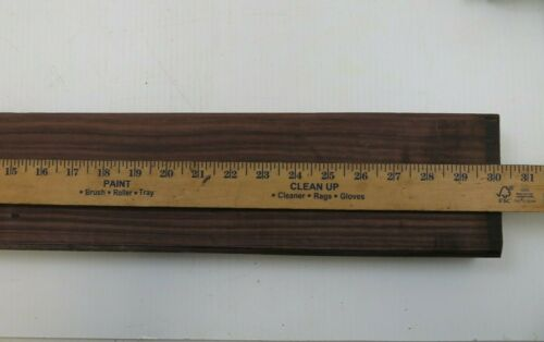 """BEAUTIFUL  EAST INDIAN ROSEWOOD NECK BLANKS 30/"""" X 4-1//2/"""" X 1 1//4/"""" FREE SHIPPING"""