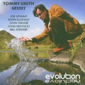 Tommy-Smith-Sextet-Evolution-CD