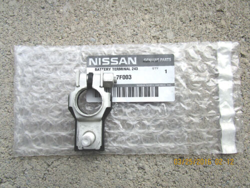 08-14 NISSAN S SL SV LE MURANO BATTERY POSITIVE TERMINAL CONNECTOR OEM NEW